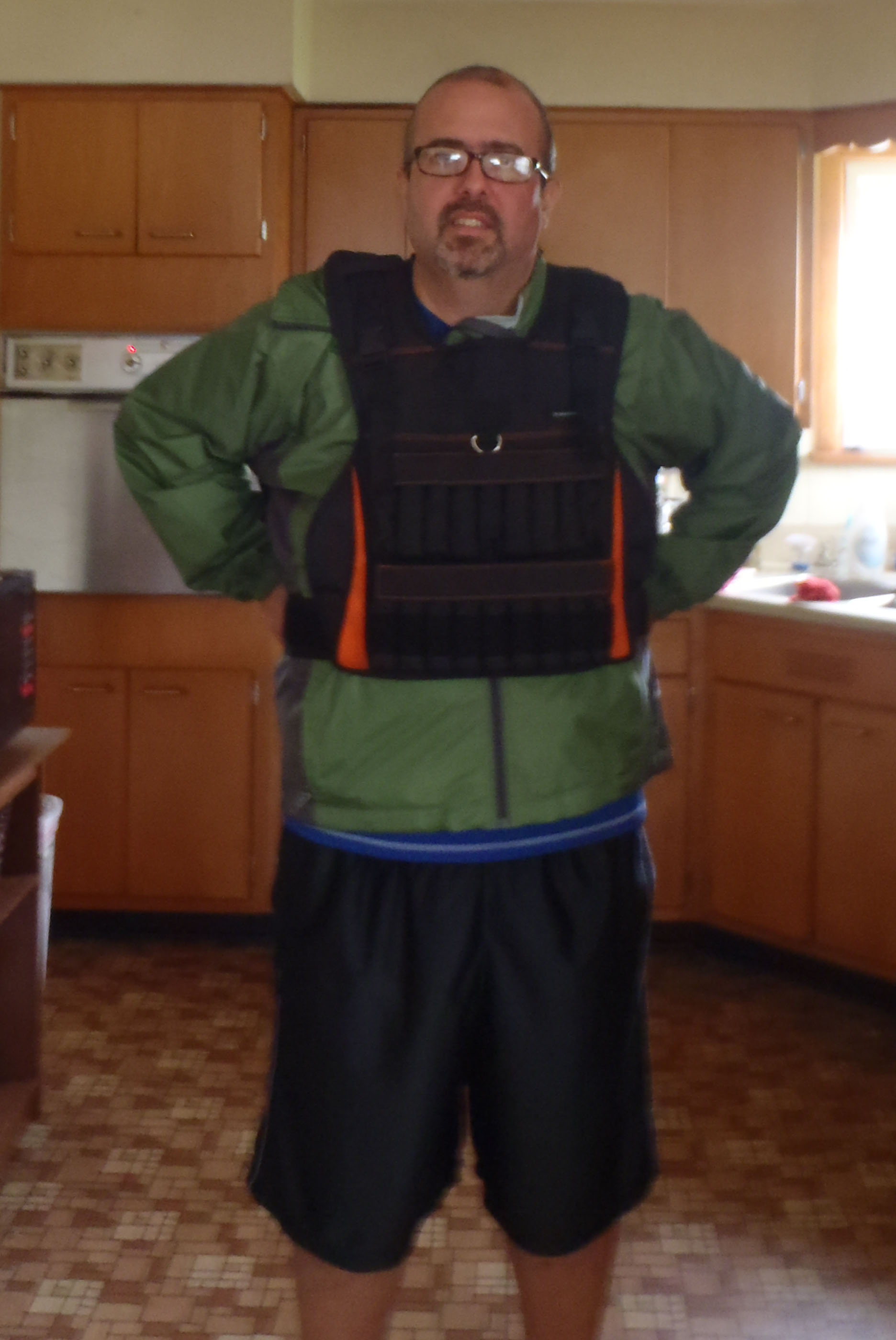 Dicks sporting goods weight vest are going