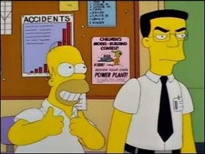 Another Grimes and Homer. Coincidence?