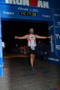 Andrew Miceli Ironman Florida 2013
