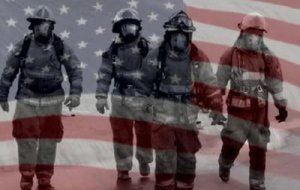 If you hate firefighters, you hate America.